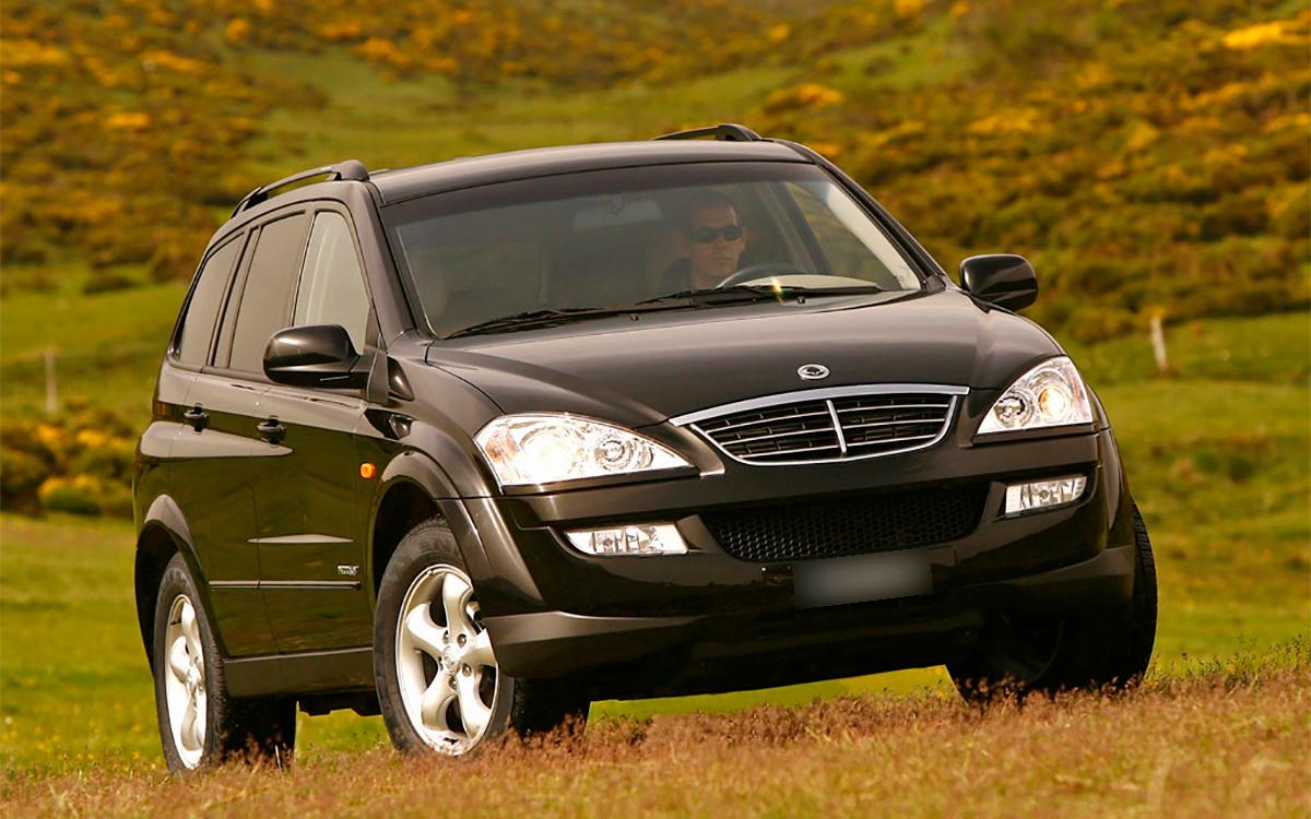 В России насчитали почти 200 тыс. Машин обанкротившегося SsangYong :: Autonews