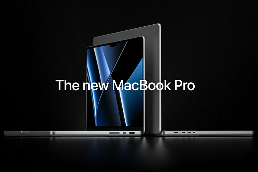 Apple представила MacBook Pro с челкой и новым процессором