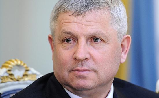 Депутат Госдумы ичлен избирательного штаба «Единой России» Виктор Кидяев