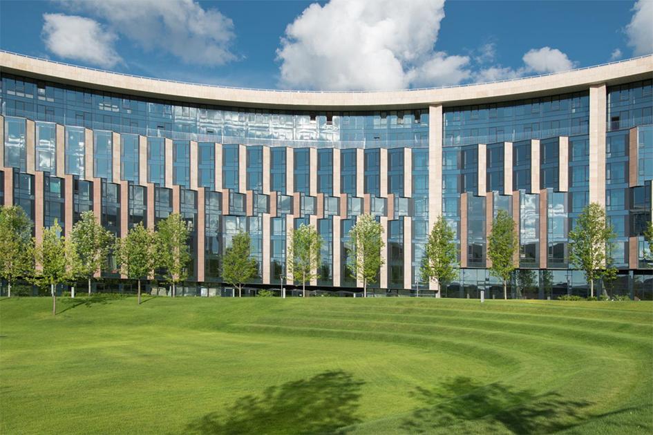 Особая отметка жюри в номинации «Лучшая жилая архитектура в Москве»: «Сколково Парк для Жизни»  Архитектор: ТПО «Резерв»