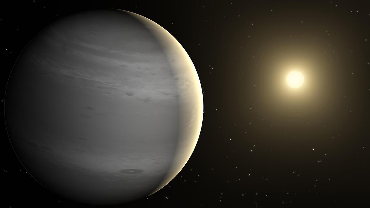 Экзопланета 51 Pegasi b