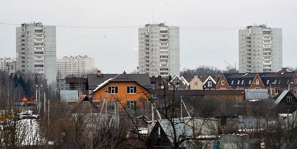 Виды Троицка в Новой Москве