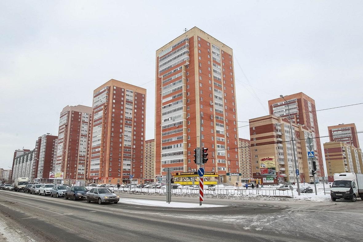 Льготная ипотека стимулировала спрос горожан на недвижимость
