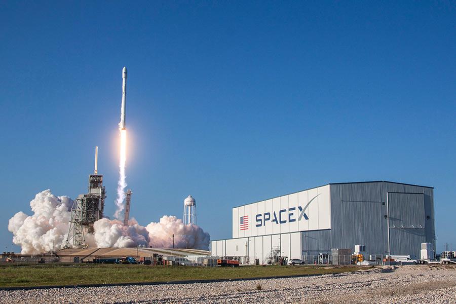 Фото:Spacex / Zuma / ТАСС