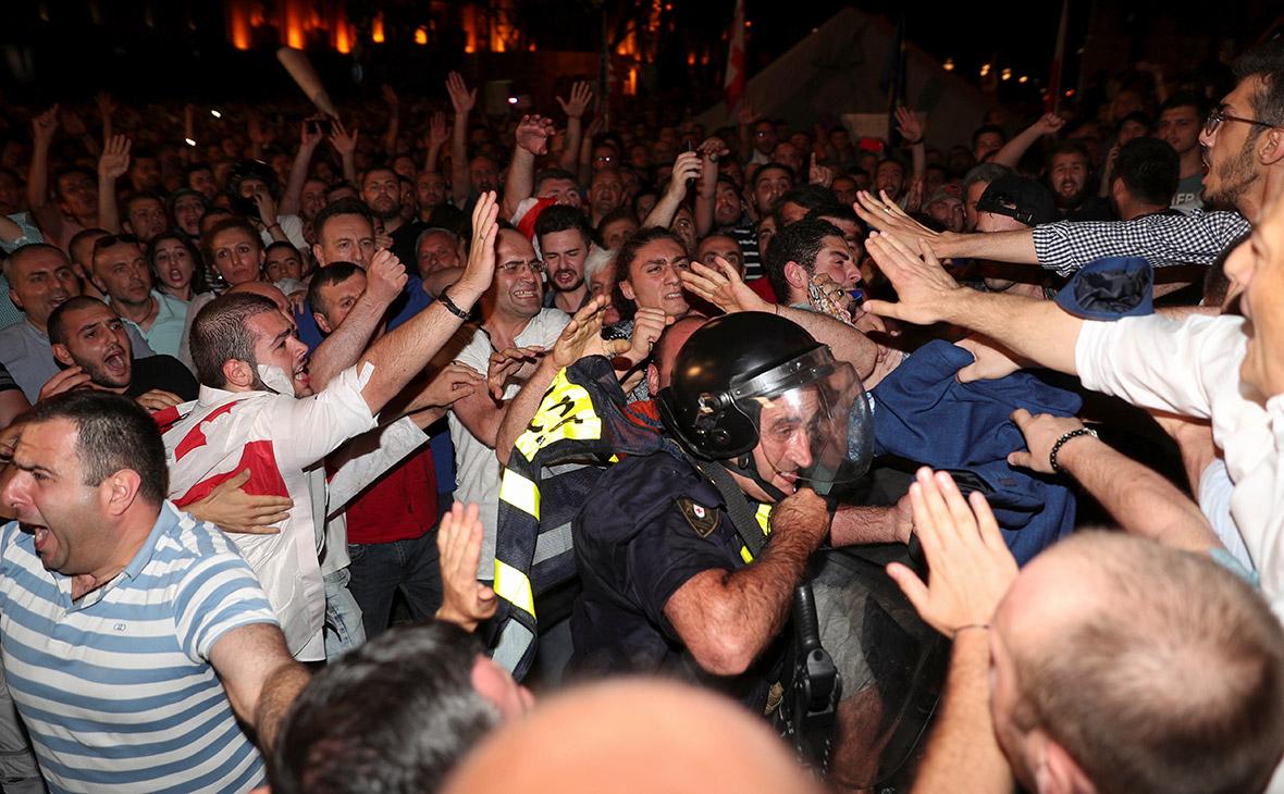 Фото:Irakli Gedenidze / Reuters