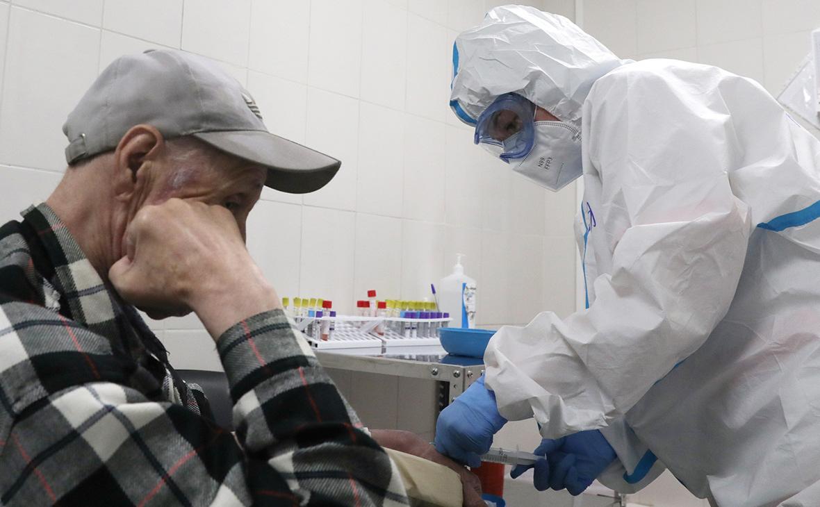 В России третий день подряд выявили более 9 тыс. заболевших COVID-19