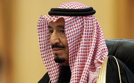 Король Саудовской Аравии Сальманбен АбдельАль Сауд