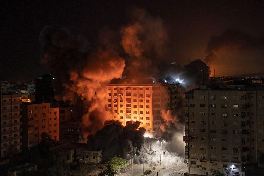 Фото:Khalil Hamra / AP