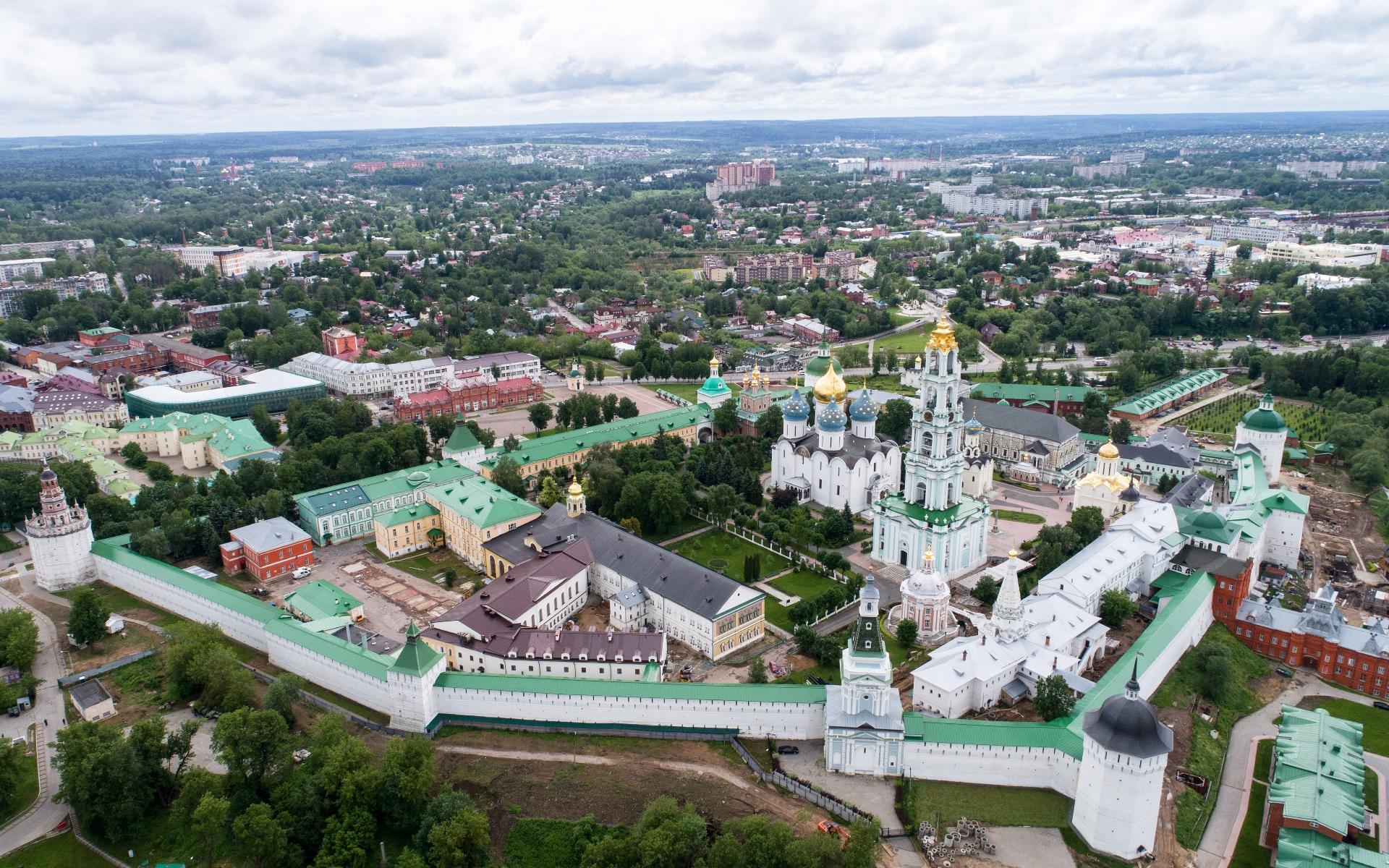 Сергиев Посад возглавил рейтинг городов Подмосковья с наибольшим ростом цен на вторичное жилье