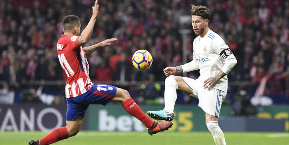 Отставание «Реала» от «Барселоны» в чемпионате выросло до 10 очков