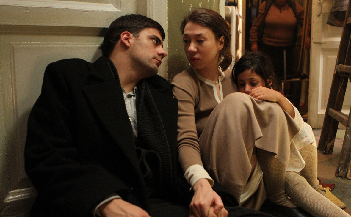 Фото:кадр из к/ф «Довлатов»
