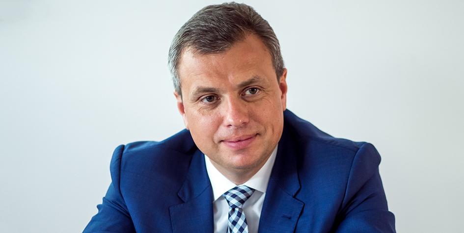 Управляющий партнер Savills в России Дмитрий Халин