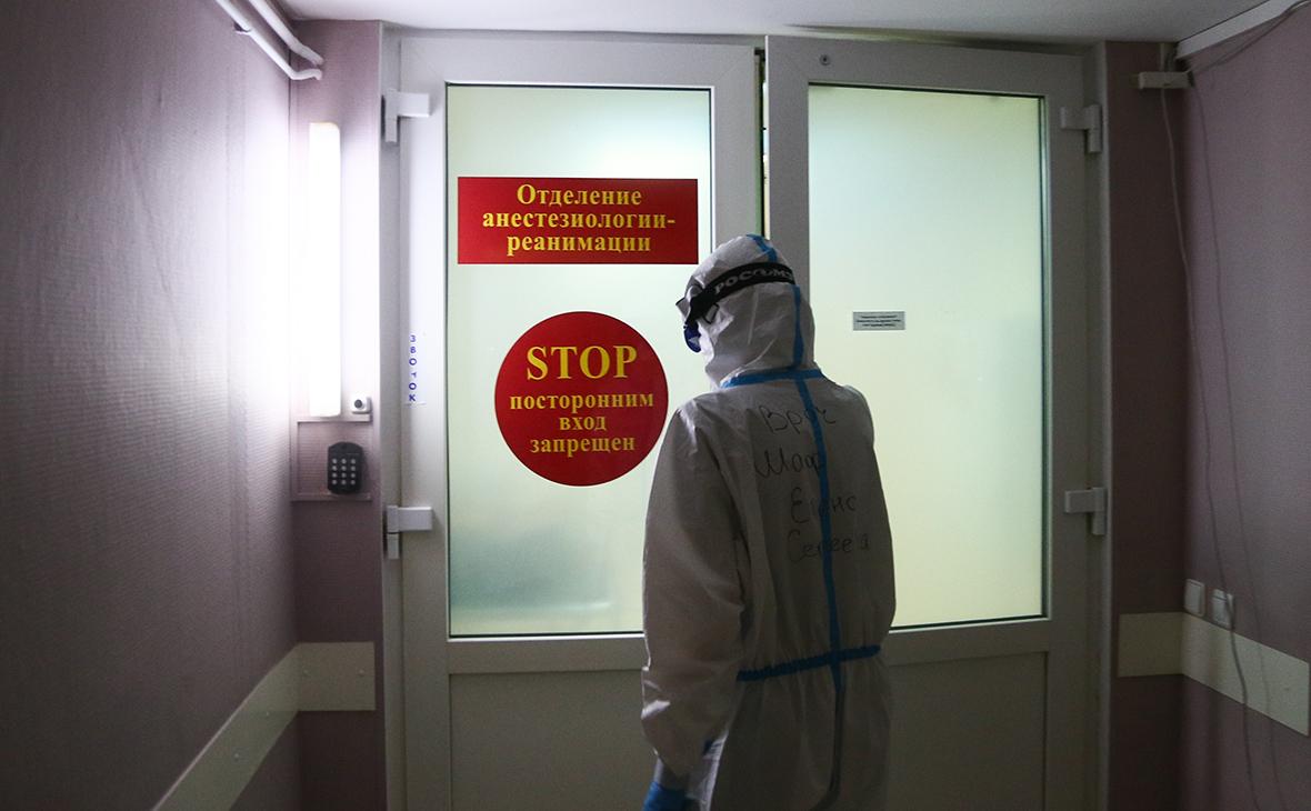Кремль назвал причину высокой смертности от COVID-19 в России