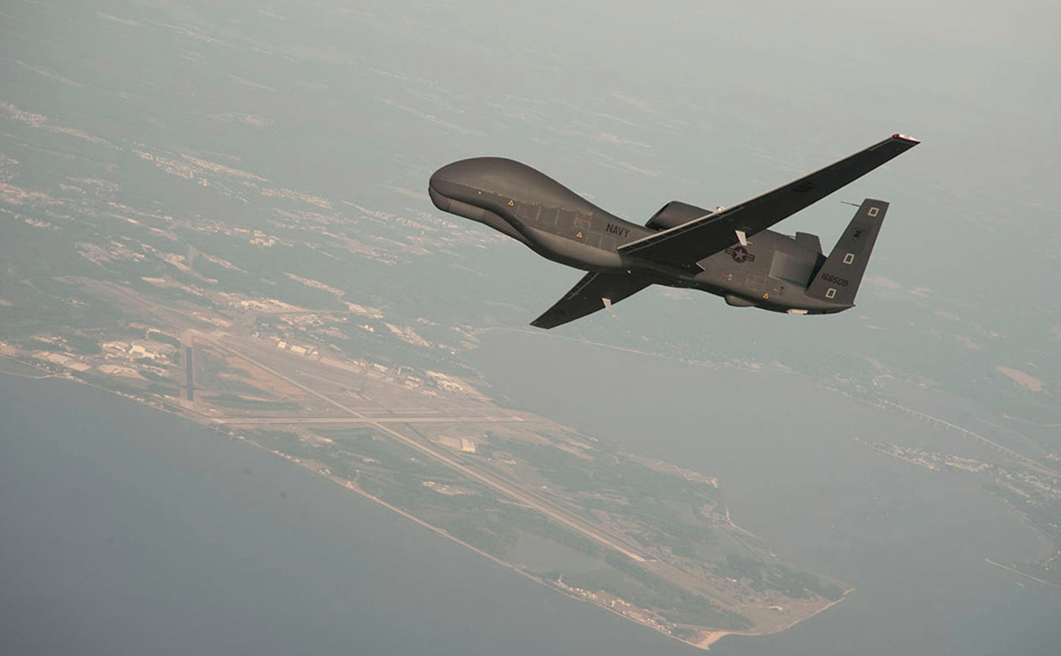 Дрон Global Hawk