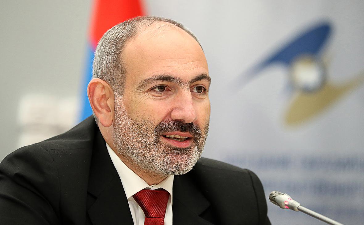 Пашинян назвал армию инициатором перемирия в Карабахе :: Политика :: РБК