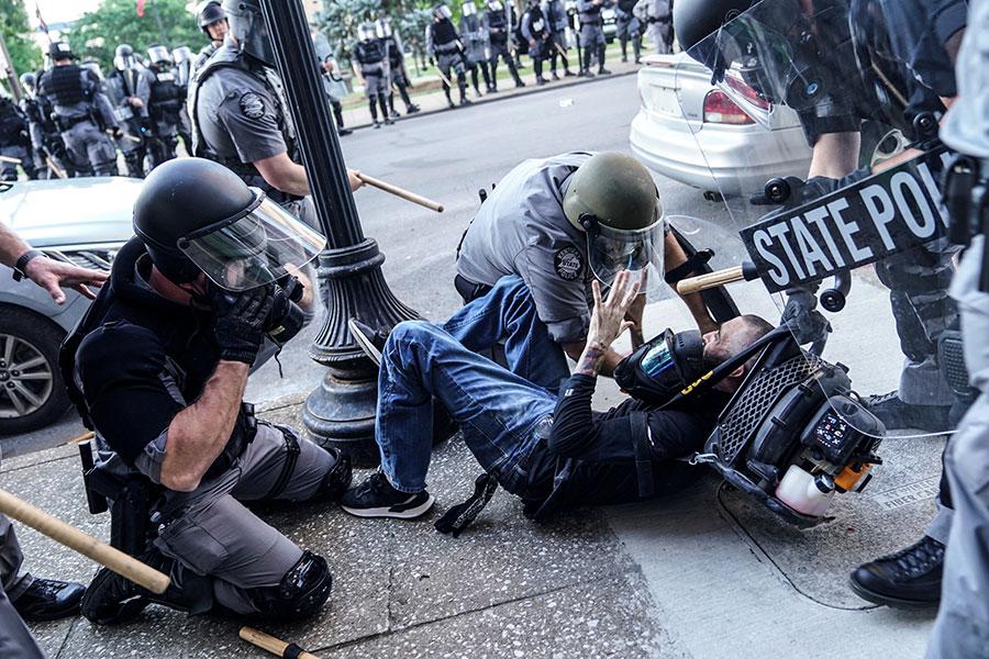 Фото:Bryan Woolston / Reuters