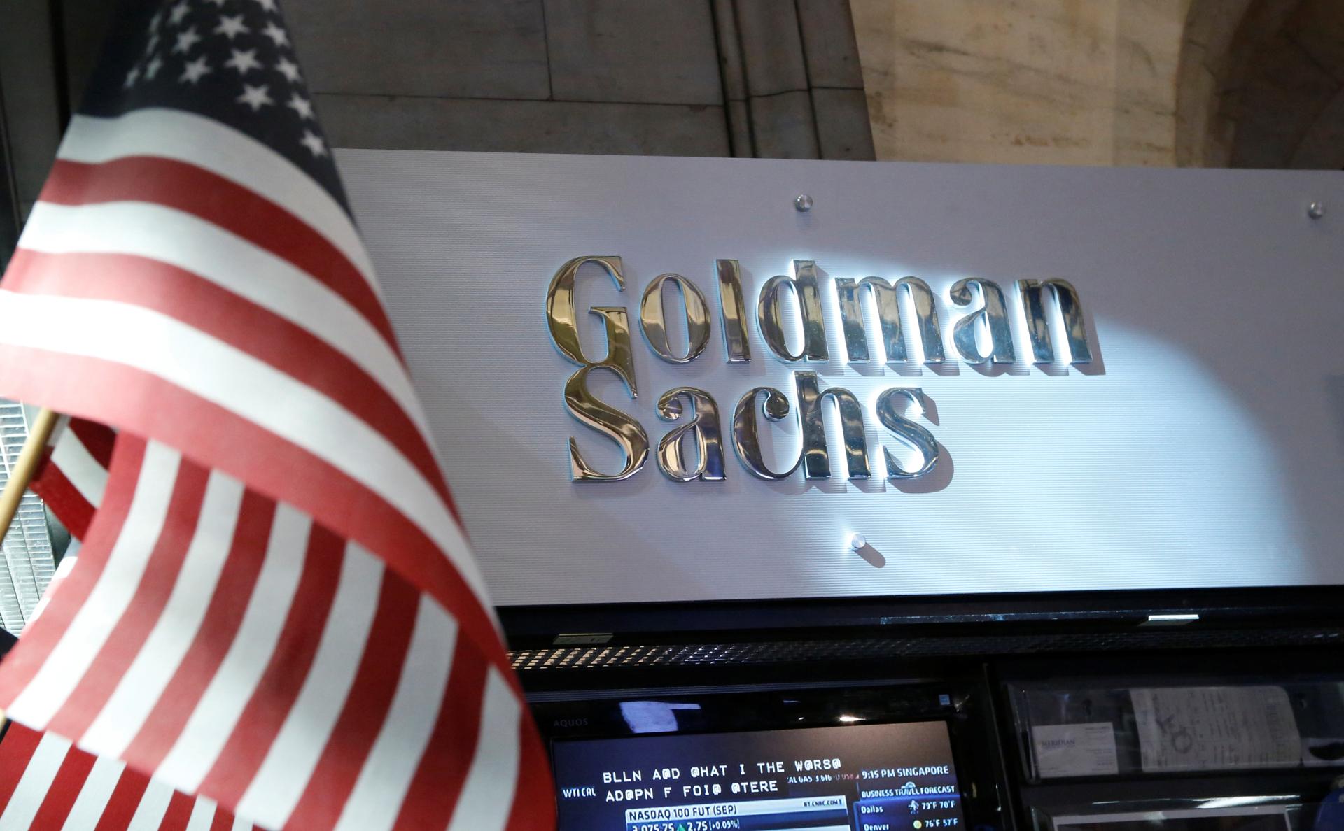 Goldman Sachs продал акции на $10,5 млрд