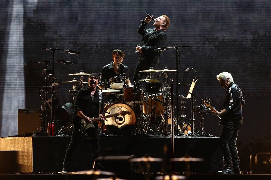 Концерт U2 в 2019 году в Австралии