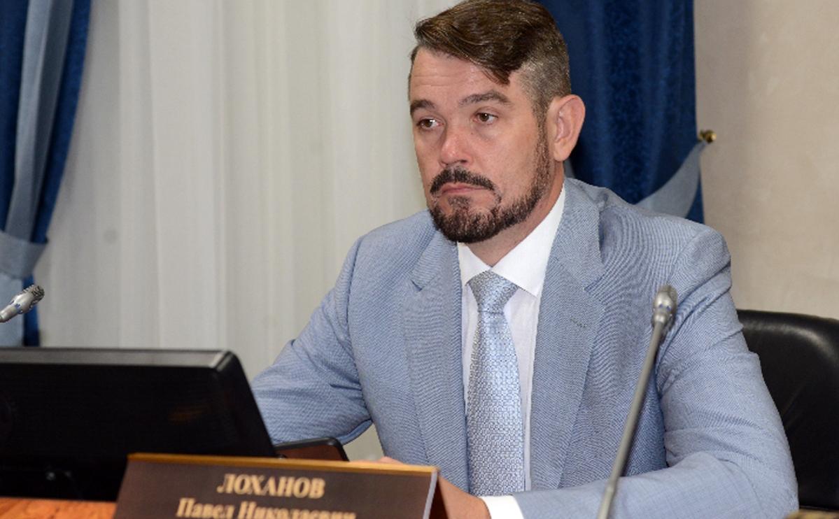 Павел Лоханов