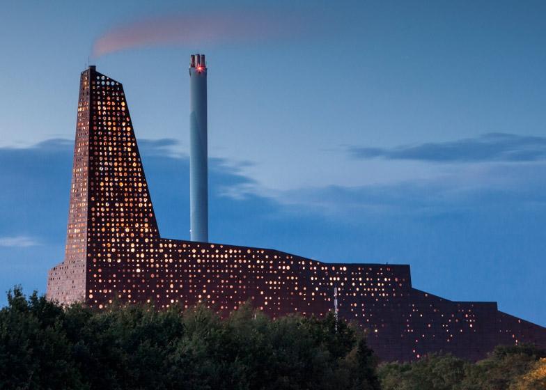 Дизайн завода от Эрика ван Эгераата