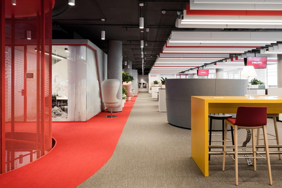 Фото:HILTI / архитектурное бюро OFFCON