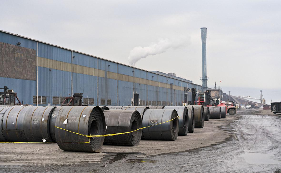 Завод НЛМК в штате Индиана в США