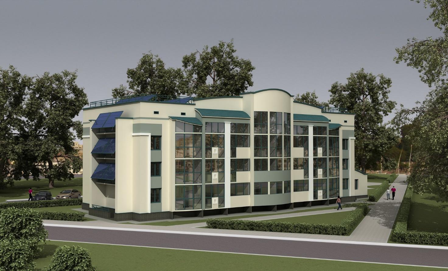 Энергоэффективный дом в Барнауле