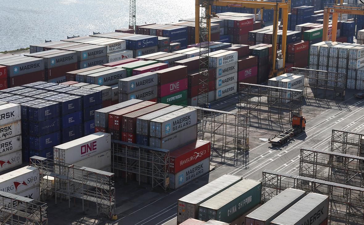 Уралкалий попросил 10 лет на перенос портовых терминалов из Петербурга