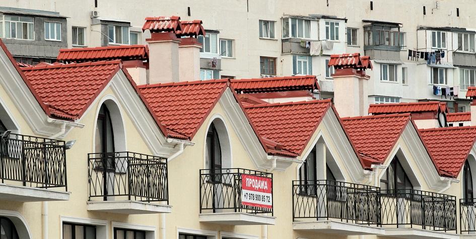 Новые жилые дома вСтрелецкой бухте, Севастополь
