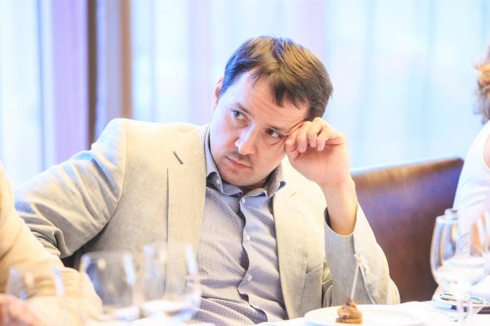 Олег Калашник, заместитель генерального директора компании DSV.