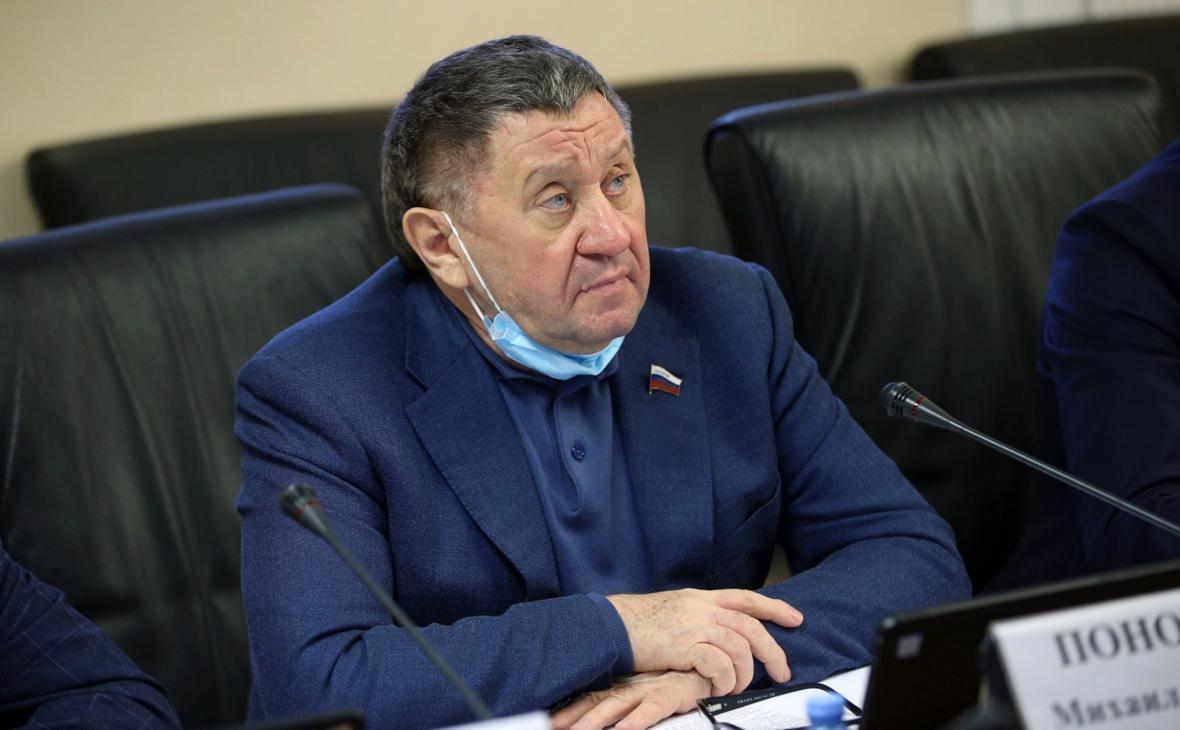 Михаил Пономарев