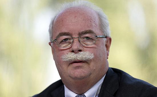 Президент компании  Total Кристоф де Маржери