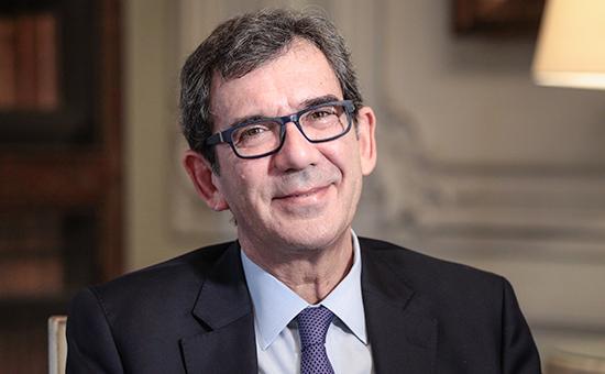 Посол Франции Жан-Морис Рипер