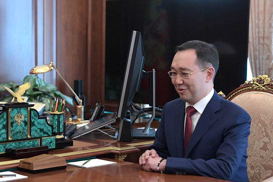 Айсен Николаев