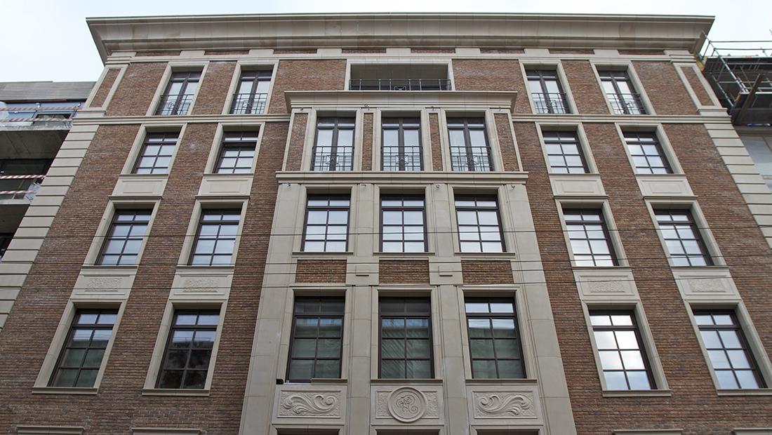 Название: Barkli Virgin House  Девелопер: Barkli  Год постройки: 2012