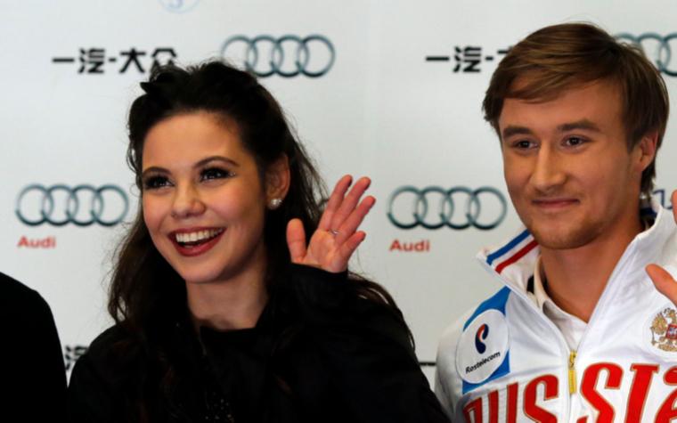 Фото: Елена Ильиных (слева) (Фото: AP)