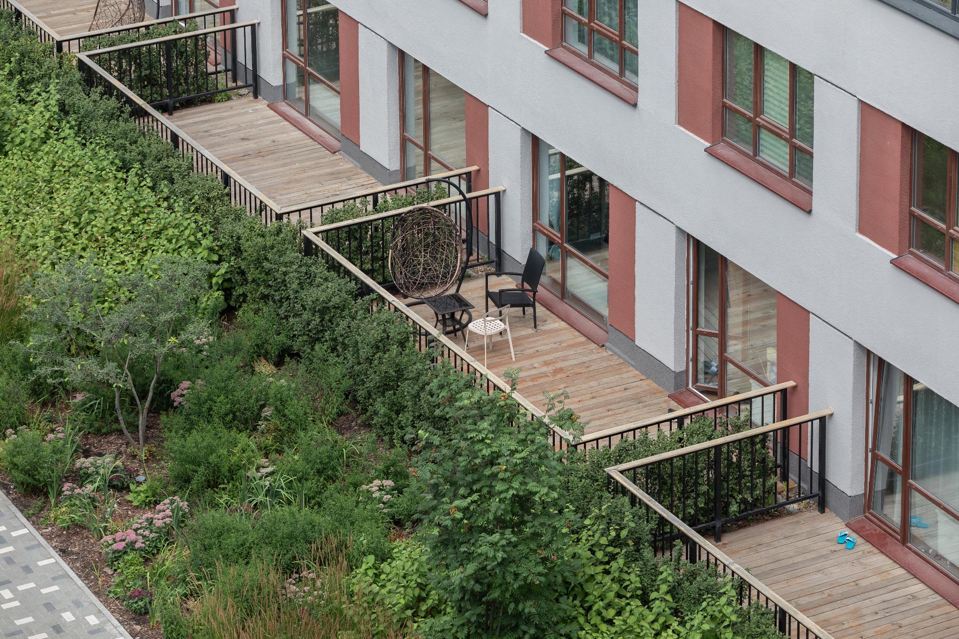 На уровне квартиры явной постпандемийнойтенденцией можно считать рост привлекательности балконов и лоджий в жилых домах