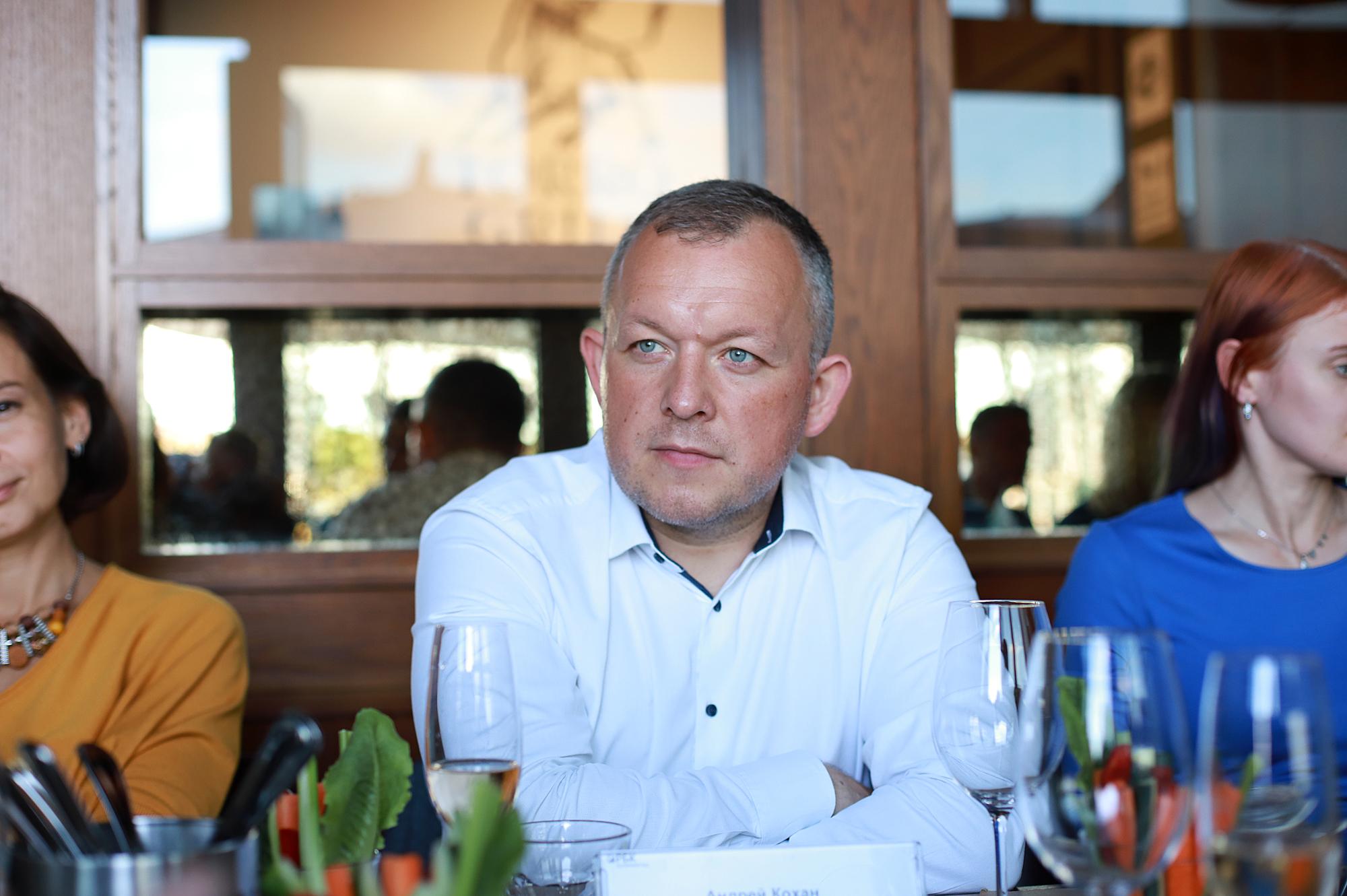 Фото:региональный директор «Промсвязьбанка» в Калининграде Андрей Кохан
