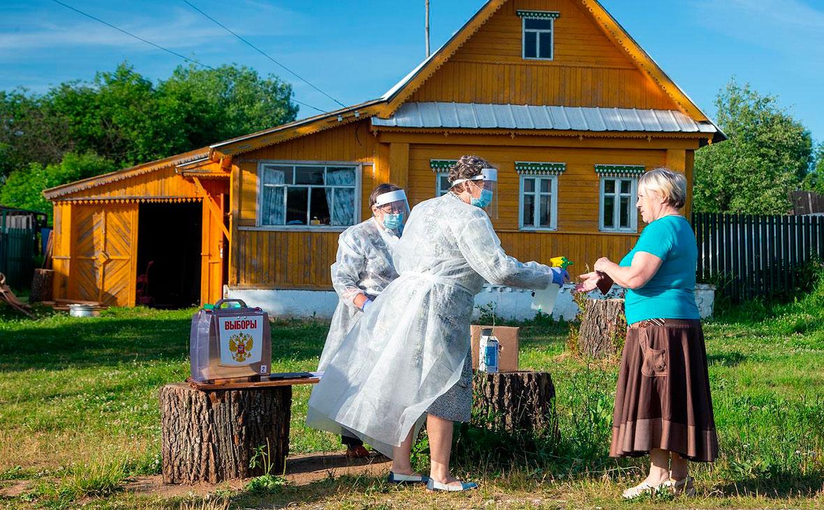 Фото: Сафрон Голиков / Коммерсантъ