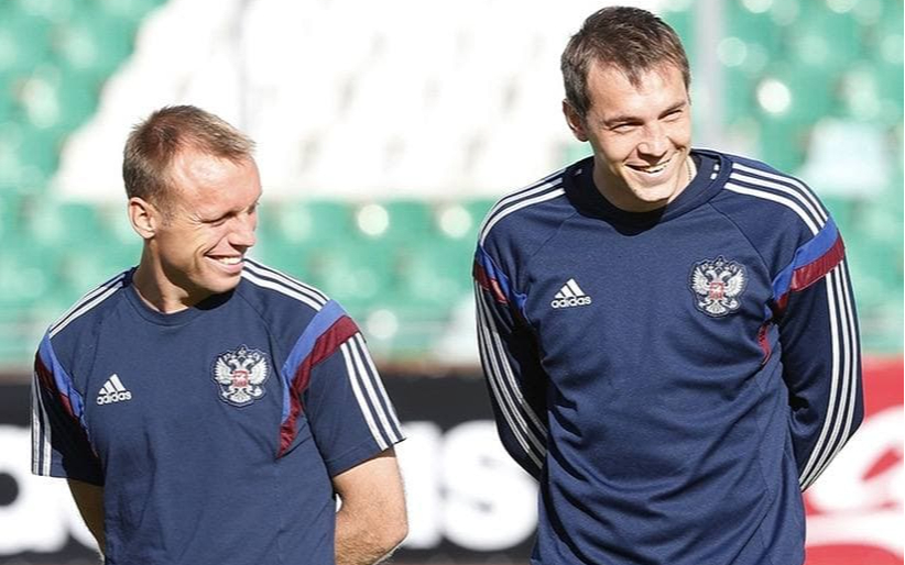 Фото: пресс-служба сборной России по футболу