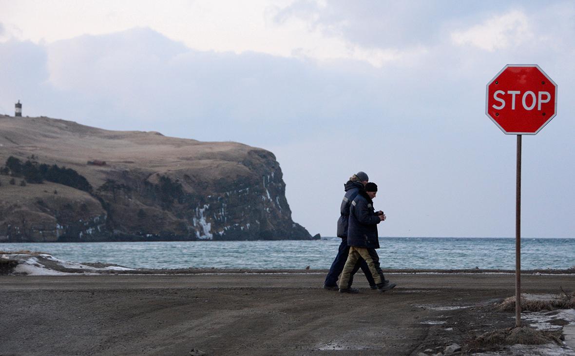 Южные Курилы, остров Шикотан