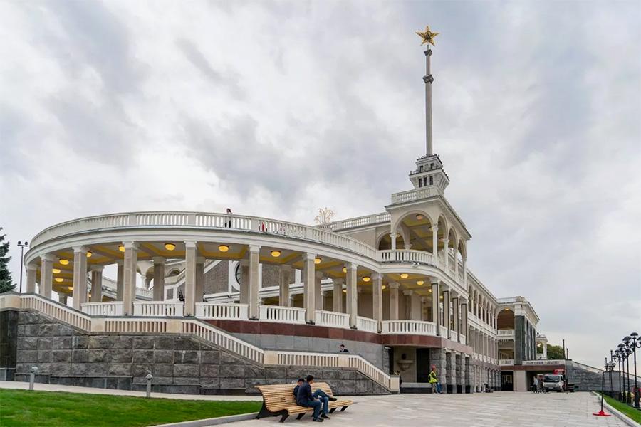 Фото:Сергей Быстров / пресс-служба мэра и правительства Москвы