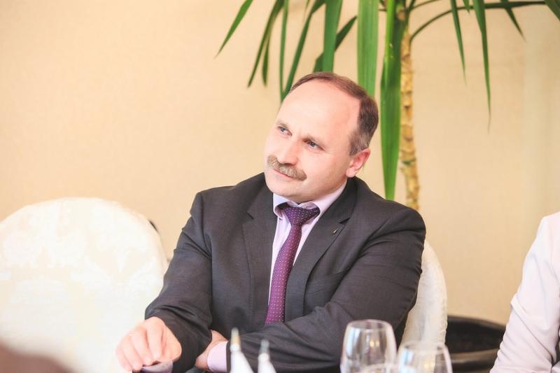 Сергей Лютаревич, председатель совета директоров ГК «За Родину».
