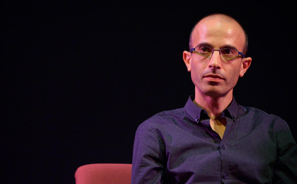 Юваль Харари