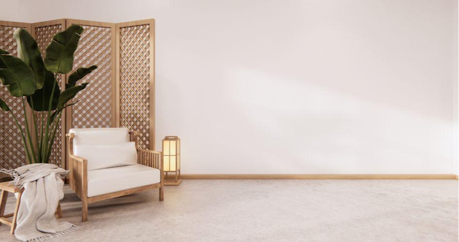 Японский стиль выбирают те, для кого важны простота и спокойствие