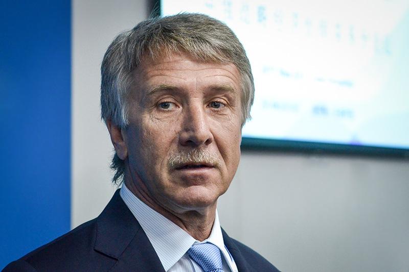 Председатель правления ОАО«НОВАТЭК»Леонид Михельсон