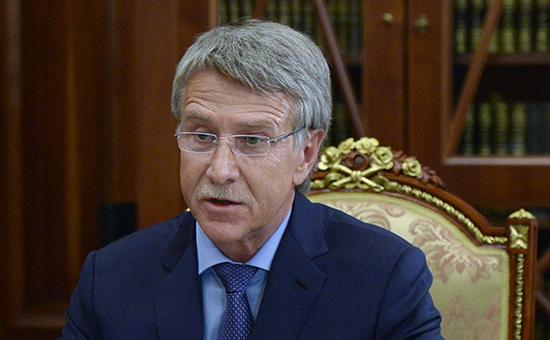 Председатель правления и совладелец НОВАТЭКа Леонид Михельсон