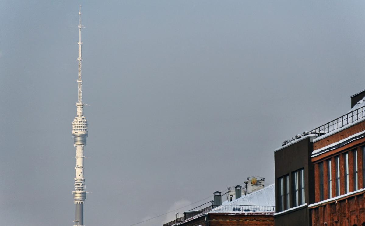 Останкинская телевизионная башня, Москва