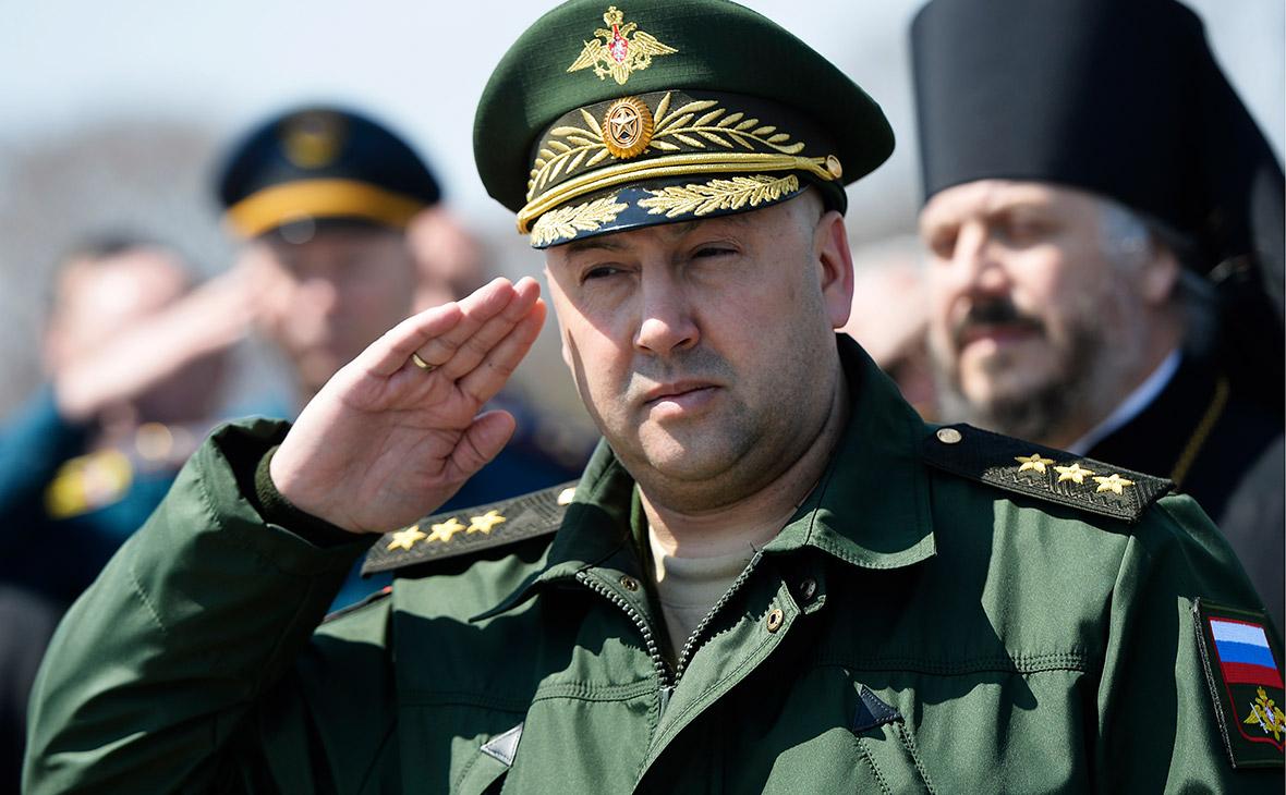 «Коммерсантъ» узнал детали плана по смене командующего войсками в Сирии