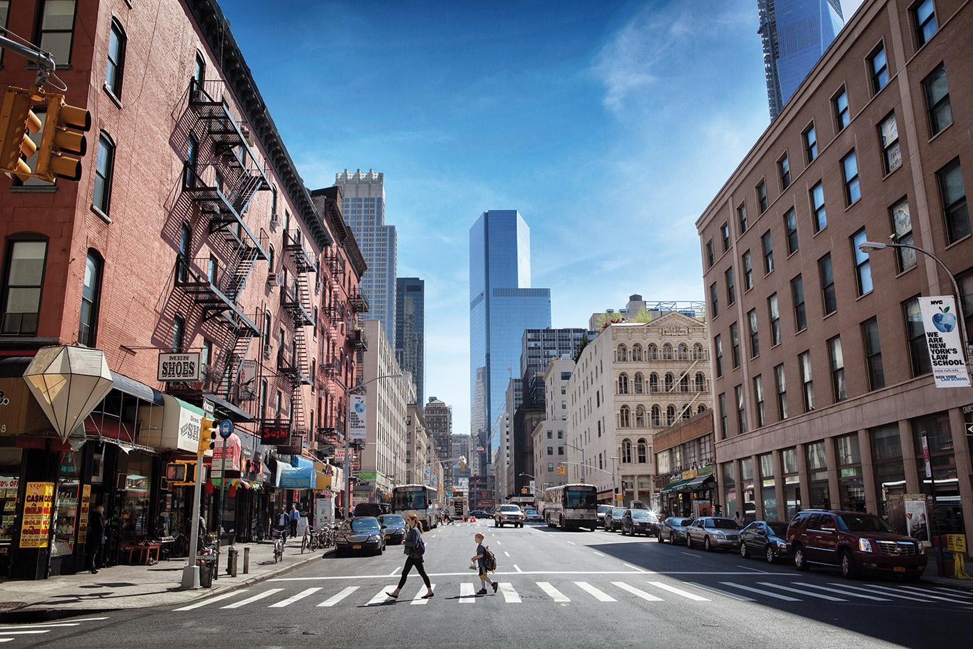 Адрес башни— 150 Greenwich Street